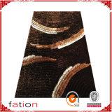Smooth Shaggy Carpet Tufted Area Rug