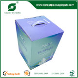Good Quality Cardboard Packaging Box with Handle