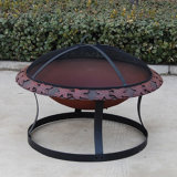 Steel Firepit, Fire Pit, Metal Fire Pit Patio Heater, Barbeque