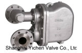 Flanged Lever Ball Float Type Steam Trap (CS41H-16)