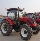 Best Selling 125HP 4WD High Powered Wheel Agricultural Tractor