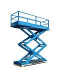 Hydraulic Scissor Material Lifting Platform with Heavy Load Capacity