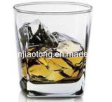 Clear Blown Glass Cup and Mug for Wisky Wine Beer Alcohol Vodka