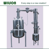 Straight Cylindrical Vacuum Pressure-Relief Scraper Concentrator Tank