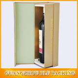 High Quality Cardboard Paper Wine Gift Boxes Packing