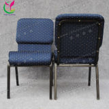 Stacking Metal Church Chair (YC-G60)