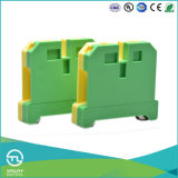 Utl Electric Distribution PE Ground Terminal Block with Copper Contact