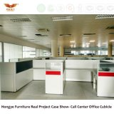 Modern Workplace Office Workstation Parition Cubicle for Office Furniture Fsc Forest Certified Approved by SGS Factory