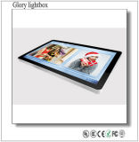 46′′ Wall-Mounted 3G WiFi Kiosk Advertising Player