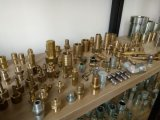 High Quality Brass Hose Fittings with Jic & NPT Threads