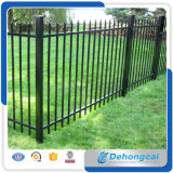 Used Classical Galvanized Powder Coated Wrought Iron Pool Fence/Iron Fencing/Welded Fences Designs