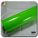 Tsautop 1.52*30m Glossy Green Car Wrap Film with Air Channel