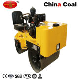 Zm-70c Diesel Riding Hydraulic Vibrating Double Drum Road Roller Compactor