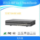 Dahua 4 Channel 1080P Mini 1u Penta-Brid Digital Video Recorder (XVR7104HE)