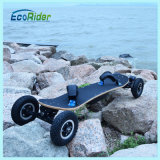 Ecorider Kick Scooter, 4 Wheel Stand up Electric Skateboard