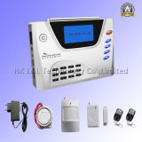 Anti-Theft GSM+PSTN Dual Network Home Alarm System with LCD Display and Keypad (L&L-812)
