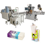 Automatic Pocket Paper Tissue Making Packing Machine