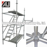 Q235 Steel Multidirectional Scaffold, Guangzhou Manufacturer
