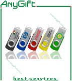 Twist USB Stick with Customized Logo 21