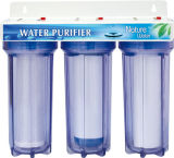 3 Stage Household Table Top Water Filter