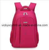 Lady Shopping Travel Leisure Schoolbag Laptop Bag Pack Backpack (CY6915)