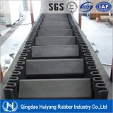 Free Sample Corrugated Sidewall Rubber Conveyor Belt (DIN/AS)