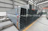Galvanized Steel Pipe Square and Rectangular