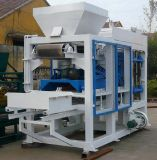 Fully Automatic Concrete Block Brick Making Machine with Good Quality (QTJ6-15)