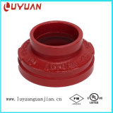 High Quality Grooved Concentric Reducer (139.7X88.9)