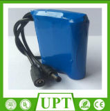 11.1V 3000mAh 18650 Li-ion Battery Pack with Charger