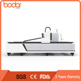 Silver Stainless Steel CNC Fiber Metal YAG Laser Cutting Machine