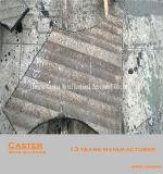 High Abrasion Resistant 4 Over 6 Bi-Metal Wear Plate