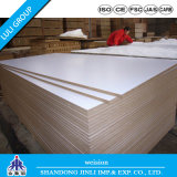 Competitive Price Furniture Grade Melamine Laminated 15mm Chipboard /Particle Board