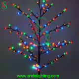 Popular Colorful LED Flower Light for christmas Decoration