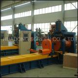 Mine Sieve Bend Wedge Wire Screen Welding Machinery