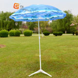 48 Inch Umbrella Outdoor Beach Umbrella (JHDBE3-13-02)