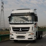 China Truck 4X2 Tractor Head for North Benz