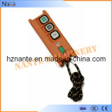 F21-2d Industrial Radio Remote Controller for Inductrial Application