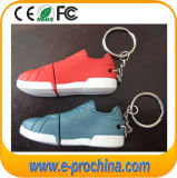 Soft PVC Christmas Shoe USB Flash Disk (EG513)
