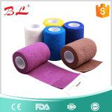 Powerflex 3inch * 5yard Sport Stretch Tape Cohesive Bandage Pre Wrap Vet 12 Rolls