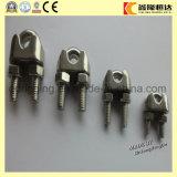 Galvanized DIN741 Wire Rope Clip Malleable Rigging