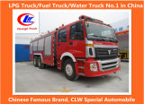 Foton 6*4 Fire Rescue Trucks 336HP