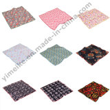Promotional Show Beautiful Patterns Handkerchief for Men and Women