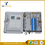 12 Port Fiber Optic Distribution Box with Pigtail Sc/APC