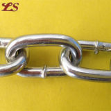 Hot DIP Galvanized DIN764 Iron Medium Link Chain