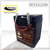 Maintenance Free Sealed Lead Acid Motorcycle Battery 12V 2.5ah