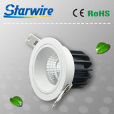 Cl12-B03 High Lumen Dimmable 12W COB LED Downlight