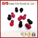 ISO9001, RoHS Good Character Rubber Silicone Comfortable Stethoscope Earplugs / Earmuffs