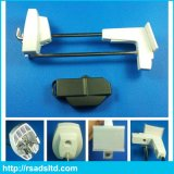 Locking Security Hook for Slat Wall