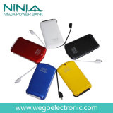 6000mAh Power Bank with Dual Output and Sos Flashlight N0100